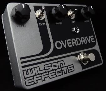 Wilson Effects Overdrive