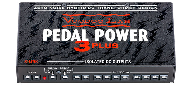 Voodoolab Pedal Power 3 PLUS
