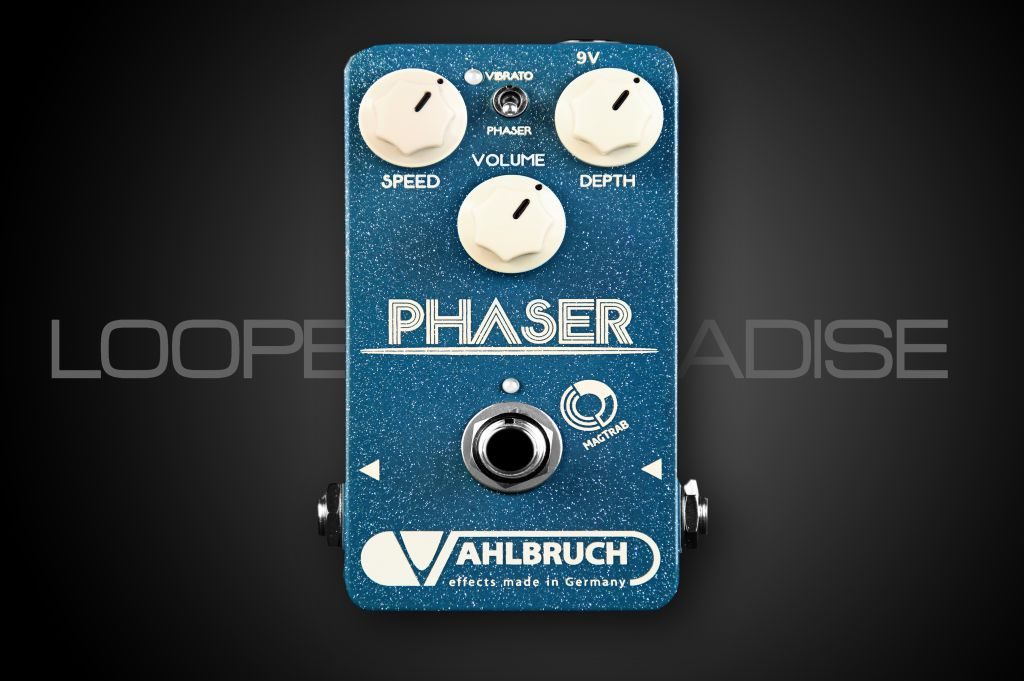 Vahlbruch FX Effects Analog Phaser Pedal