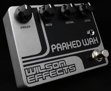 Wilson Effects Parked Wah