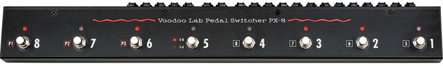 Voodoolab Pedal Switcher PX-8 plus