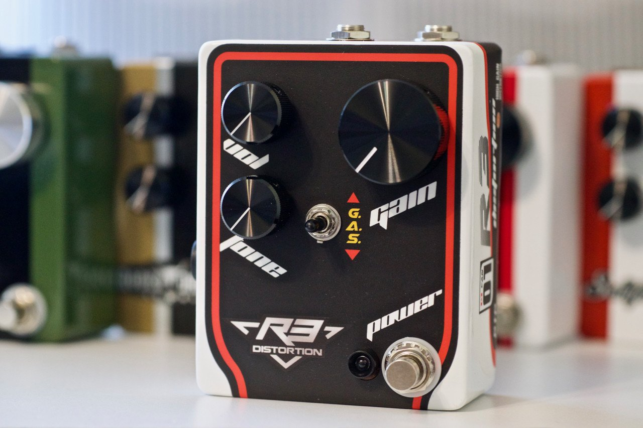6 Degrees FX R3 Distortion