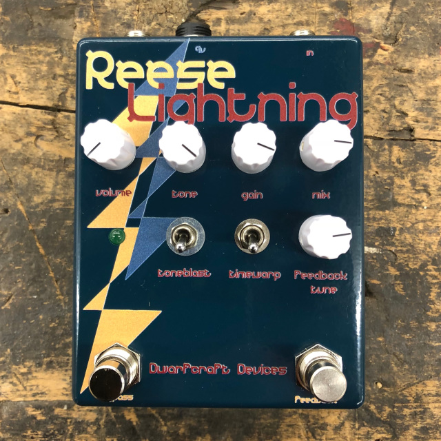 Dwarfcraft Devices Reese Lightning Fuzz