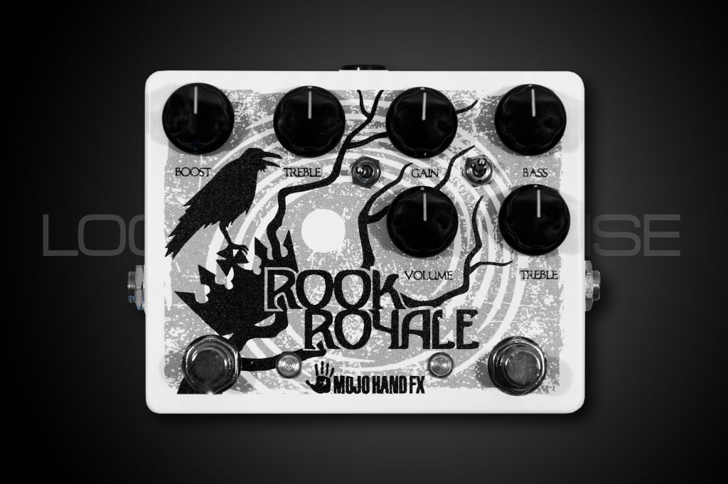 Mojo Hand FX Rook Royale Dual Overdrive/Preamp