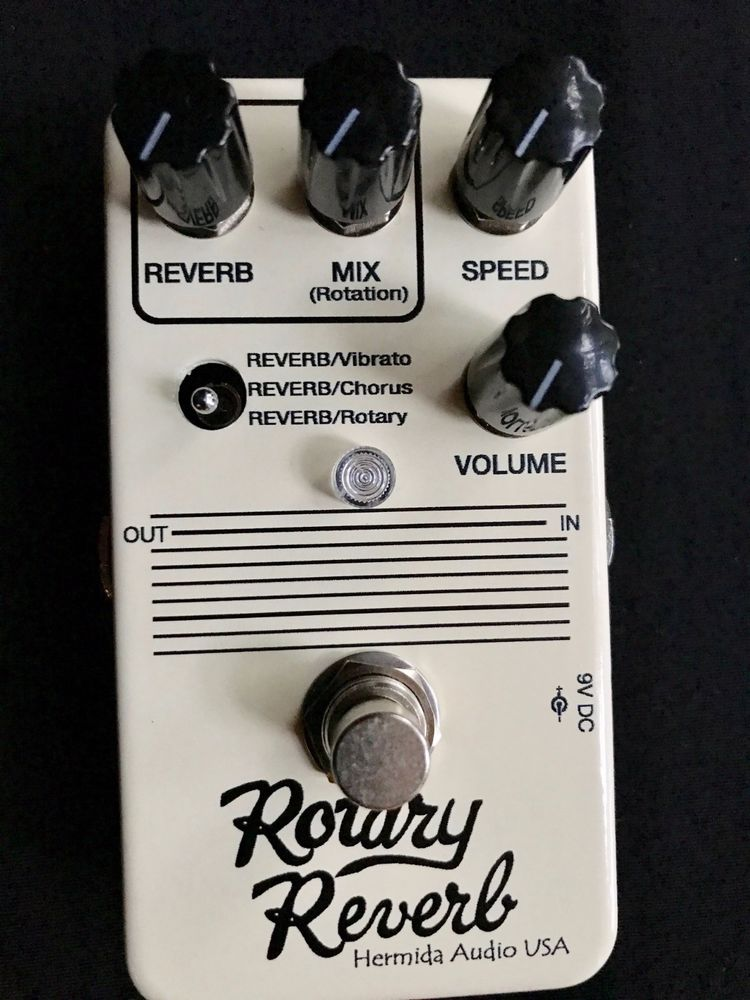Lovepedal Rotary Reverb
