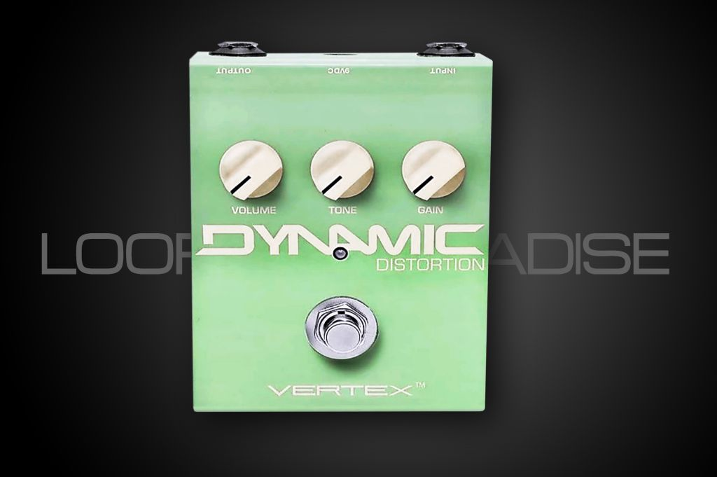Vertex Vertex Dynamic Distortion