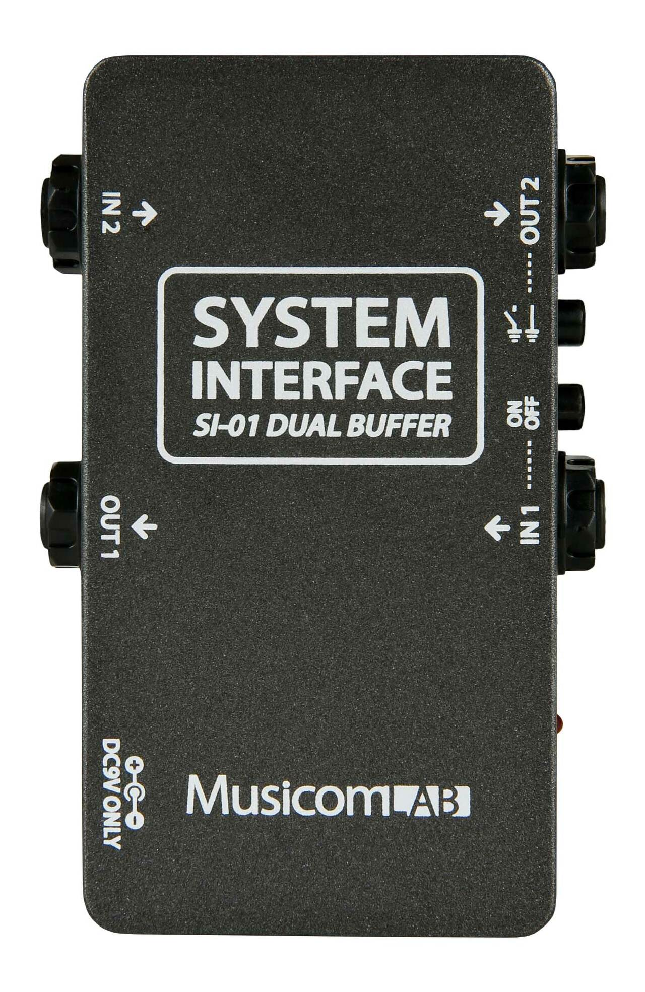 Musicom Lab System Interface