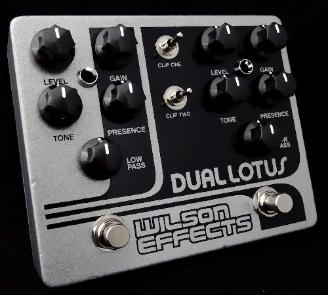 Wilson Effects Dual Lotus Drive