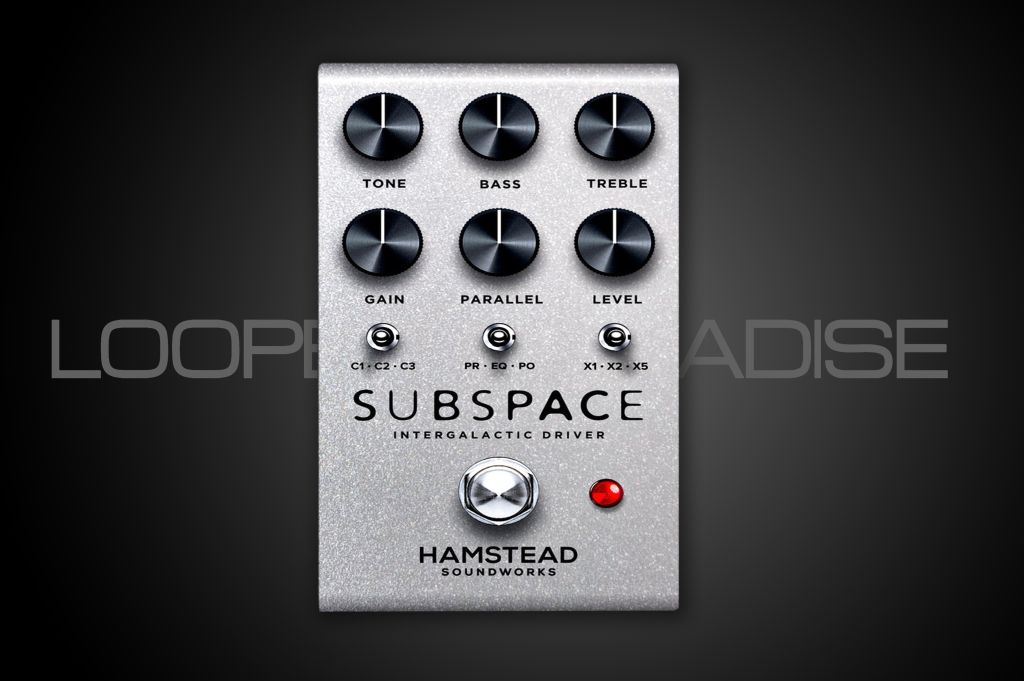 Hamstead Soundworks Subspace Intergalactic Driver
