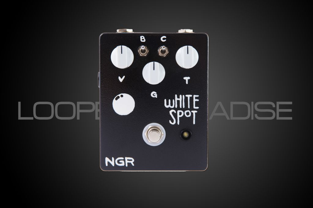 NGR Pedals White Spot Distortion